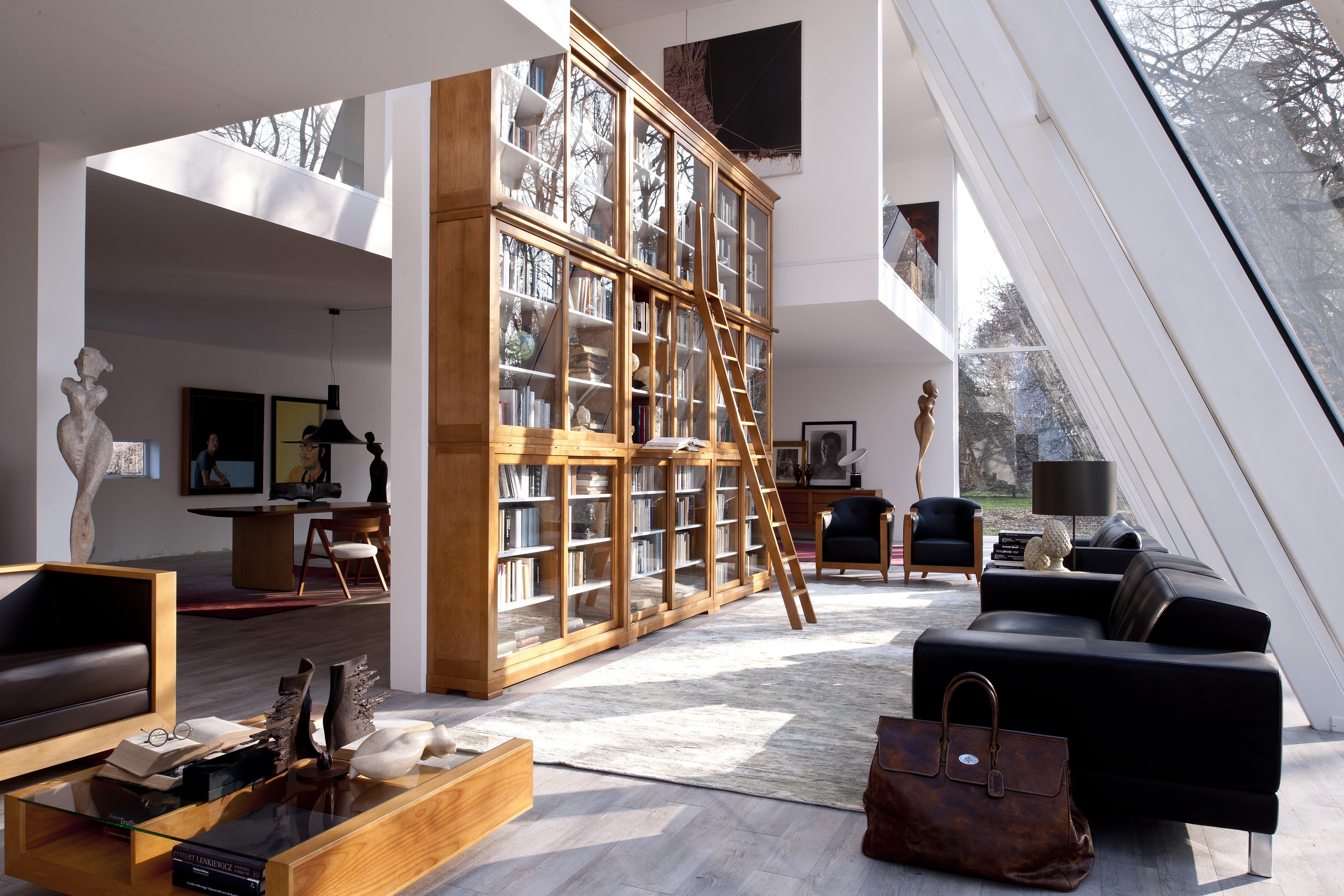 Libreria biedermeier 2011 villadisesto - Morelato mobili ...