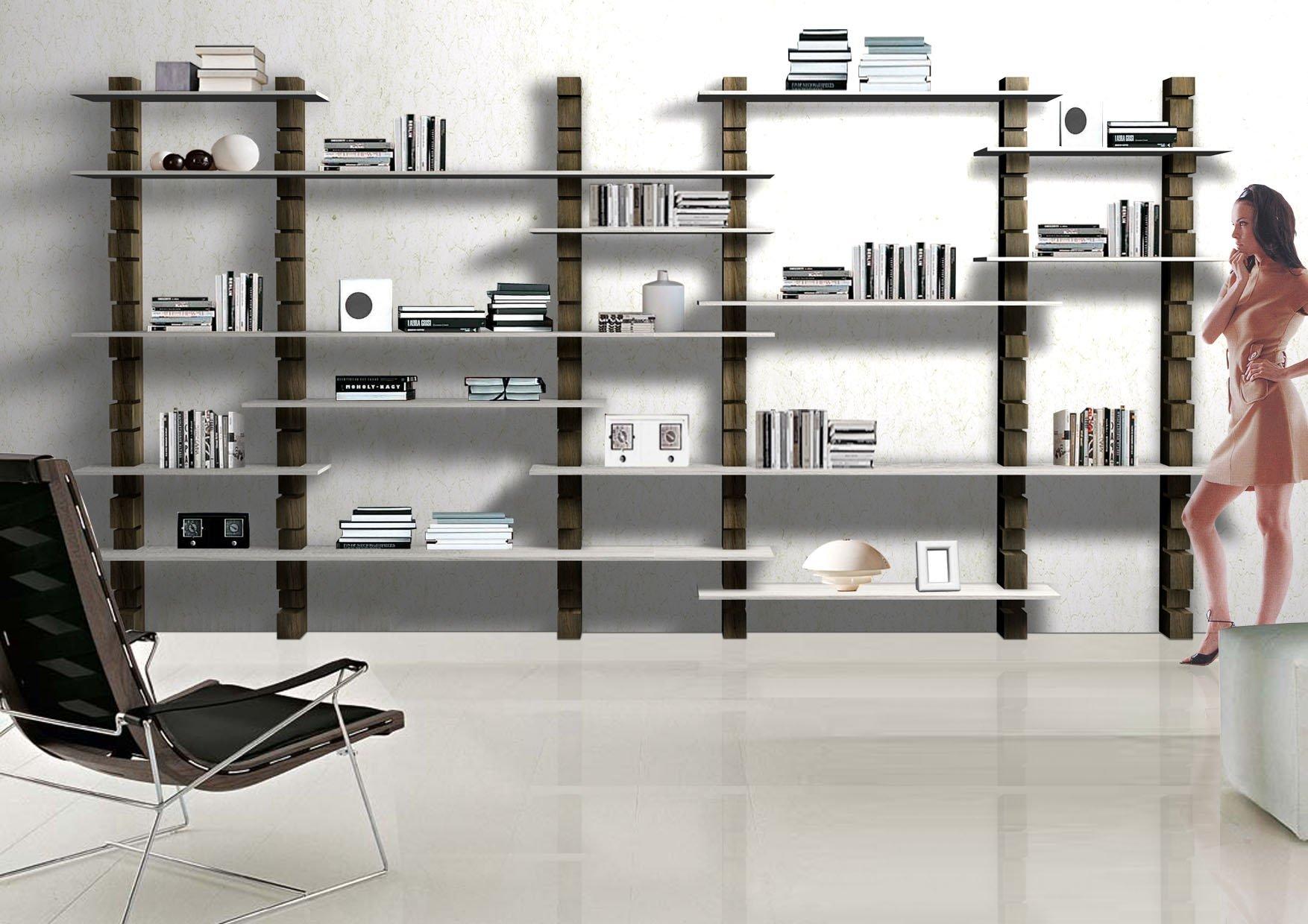 Libreria shark vigan villadisesto - Morelato mobili ...